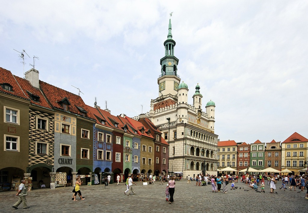 turismo polonia poznan