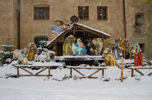 navidad en polonia belen